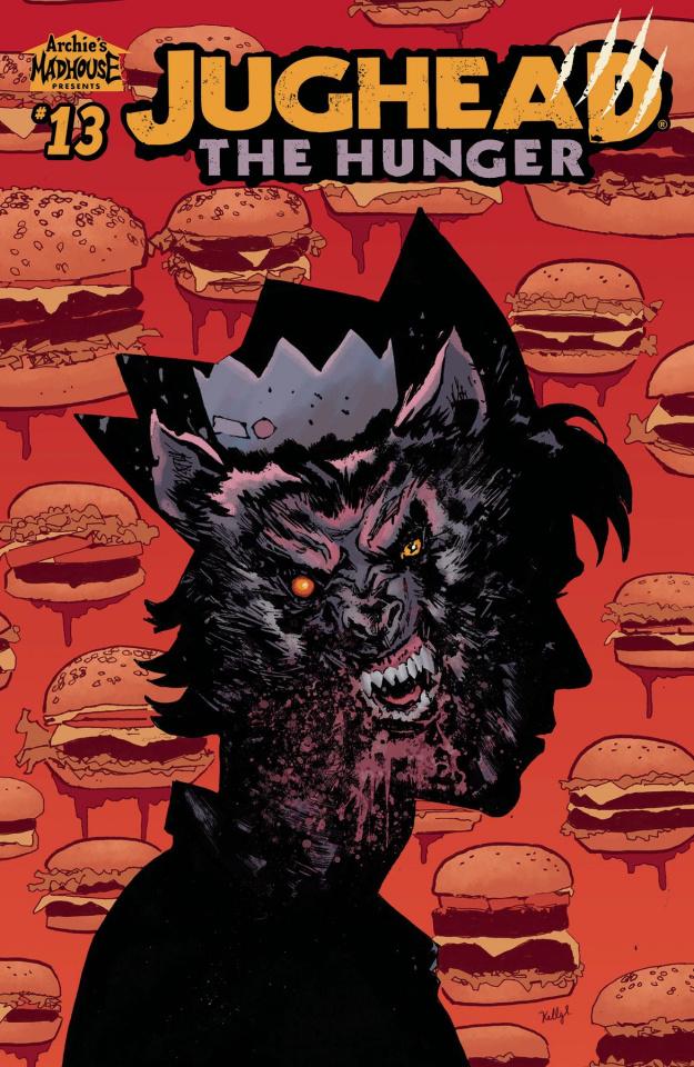 Jughead: The Hunger #13 (Scott Cover)
