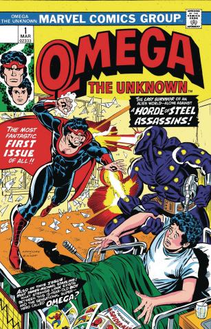Annihilation: Omega the Unknown #1 (True Believers)