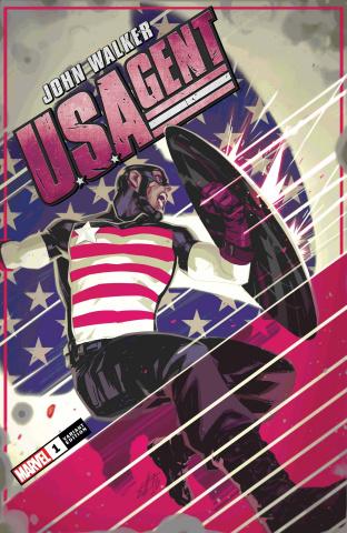 U.S.Agent #1 (Infante Cover)