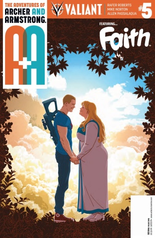 A&A #5 (2nd Printing)