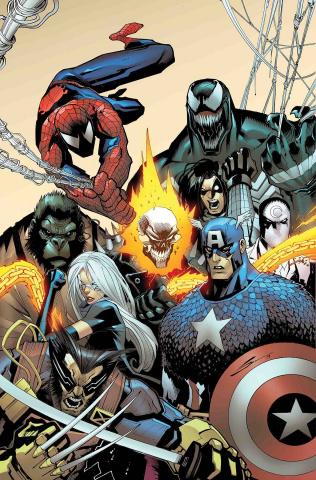 Marvel Comics Presents #8 (Sandoval Cover)