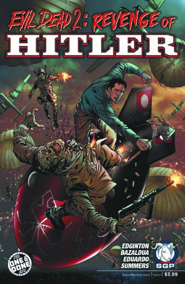 Evil Dead 2: Revenge of Hitler #1