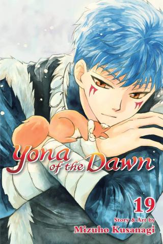 Yona of the Dawn Vol. 19