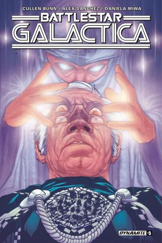 Battlestar Galactica #5 (Sanchez Cover)