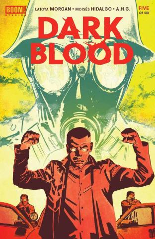 Dark Blood #5 (De Landro Cover)