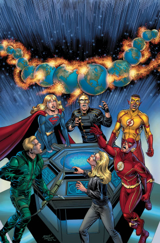 Crisis on Infinite Earths: Arrowverse (Deluxe Edition)