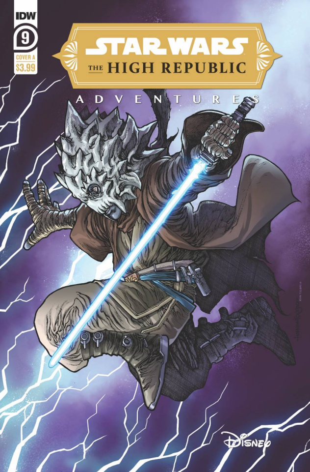 Star Wars: The High Republic Adventures #9 (Tolibao Cover)