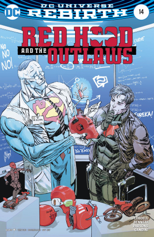 Red Hood and The Outlaws #14 (Variant Cover)