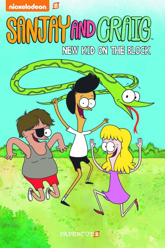 Sanjay and Craig Vol. 2: New Kid on the Block
