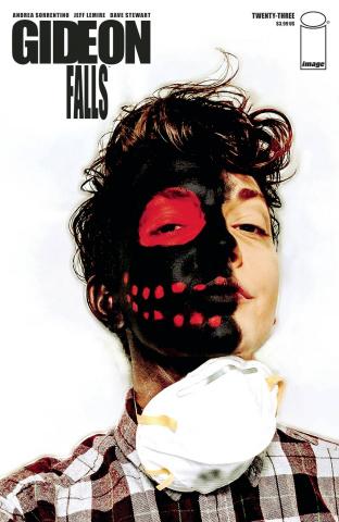 Gideon Falls #23 (Cosplay Cover)