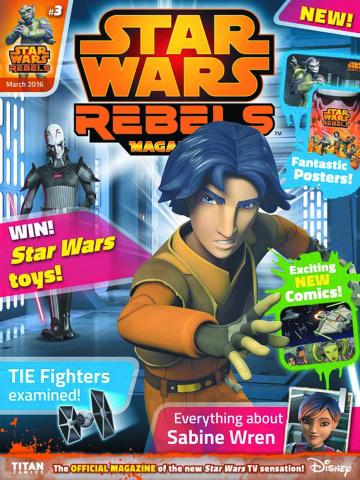 Star Wars: Rebels Magazine #3