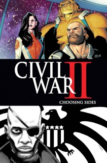 Civil War II: Choosing Sides #5