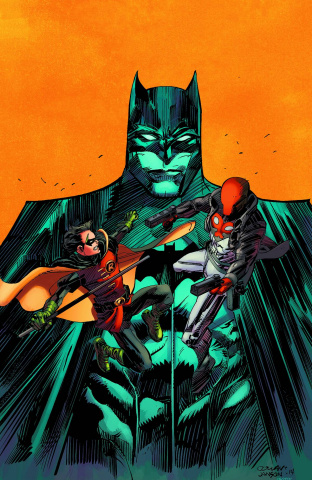 Convergence: Batman and Robin #1