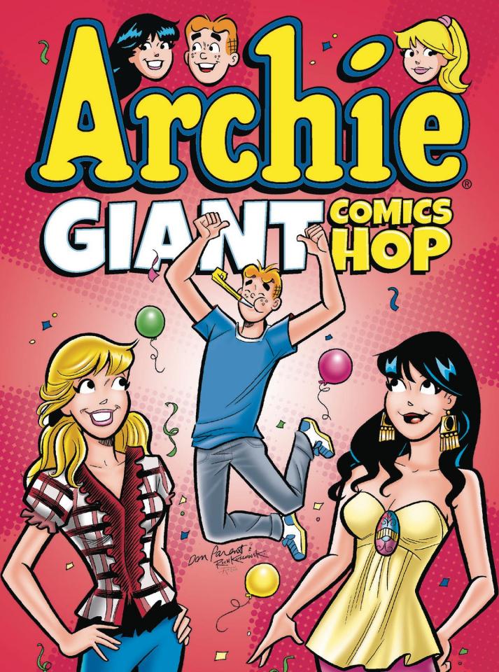 Archie: Giant Comics Hop