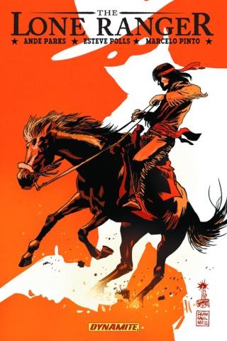 The Lone Ranger Vol. 6: Native Ground