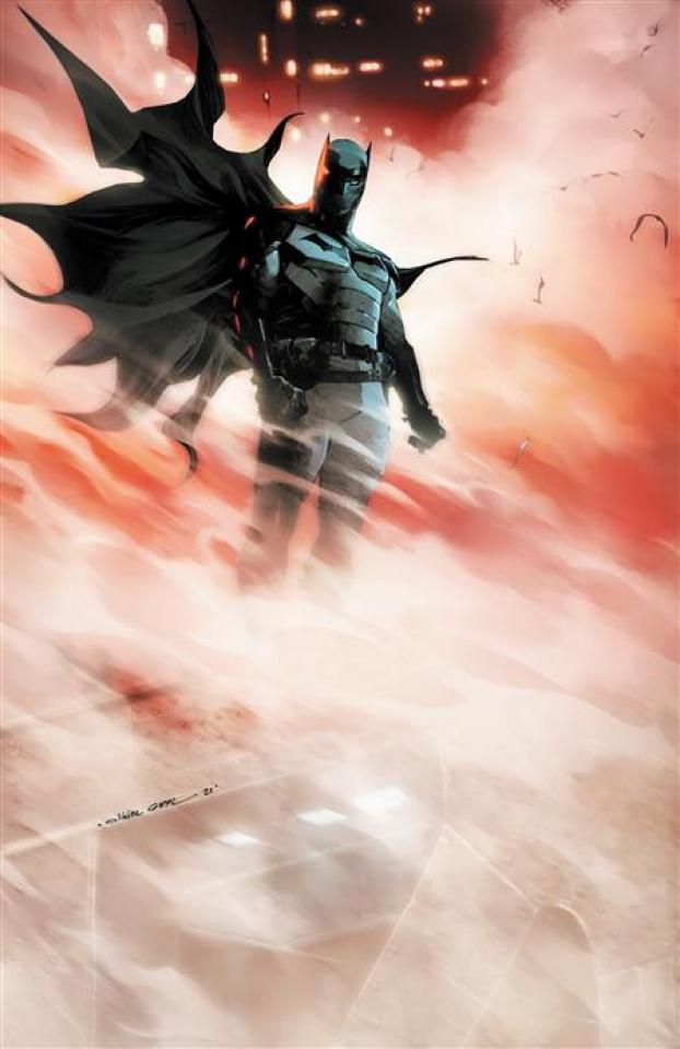 I am Batman #1 (Olivier Coipel Cover)