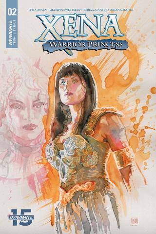 Xena: Warrior Princess #2 (Mack Cover)