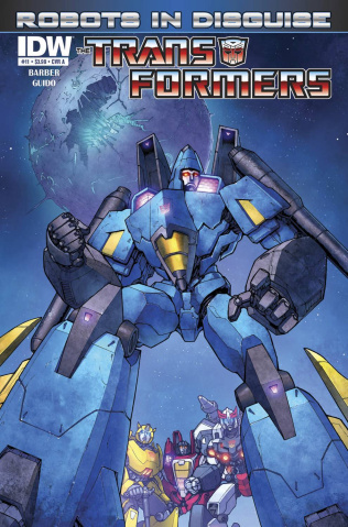 The Transformers: Robots in Disguise #11