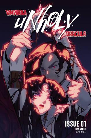 Vampirella / Dracula: Unholy #1 (Besch Cover)