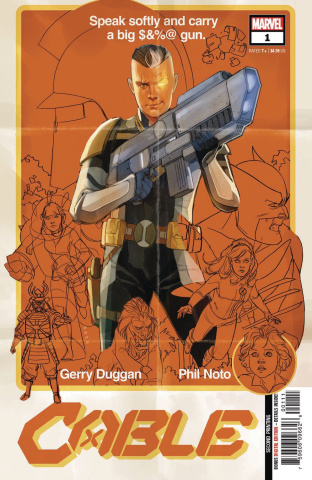 Cable #1 (2nd Printing)