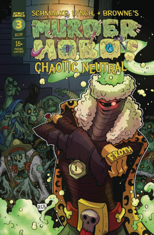 Murder Hobo! Chaotic Neutral #3
