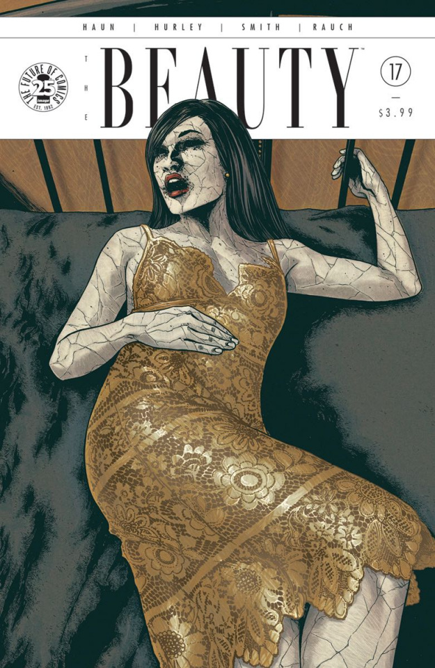 The Beauty #17 (Haun & Rauch Cover)