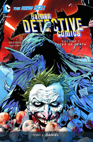Detective Comics Vol. 1: Faces of Death