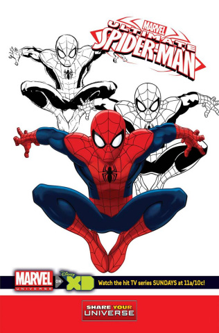 Marvel Universe: Ultimate Spider-Man #26