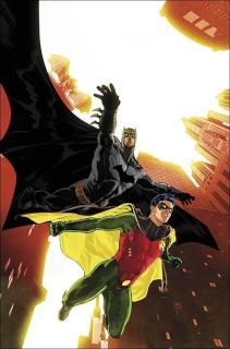 Batman and Robin Eternal #1 (Variant Cover)