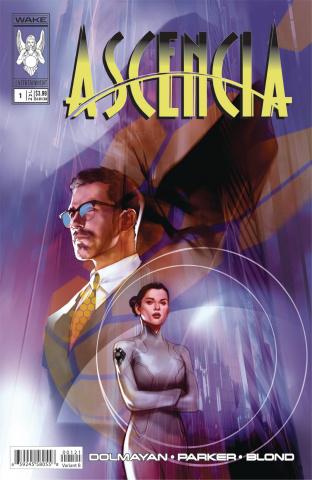 Ascencia #1 (Ben Oliver Cover)