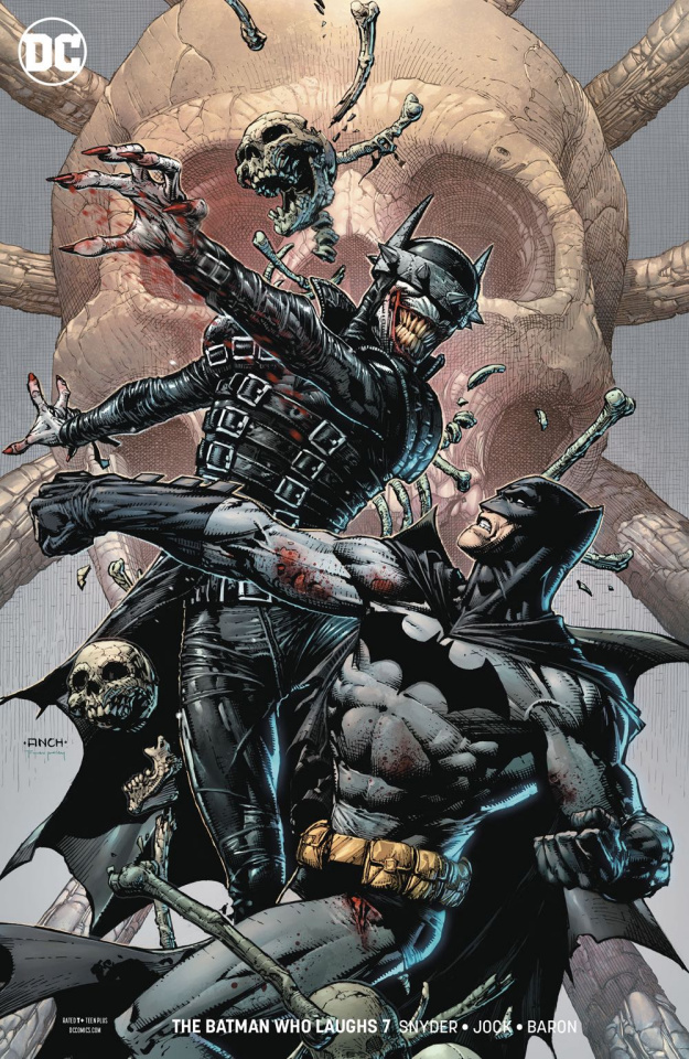 The Batman Who Laughs #7 (Variant Cover)