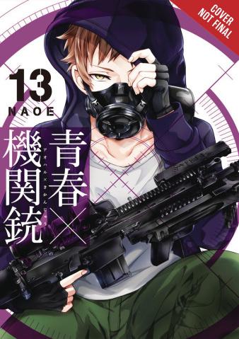Aoharu X Machinegun Vol. 13