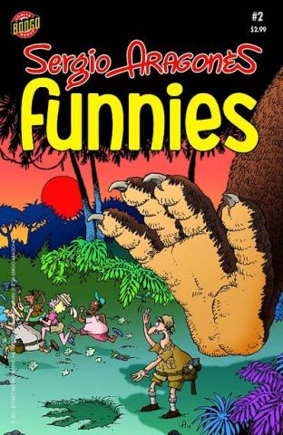 Sergio Aragones' Funnies #2