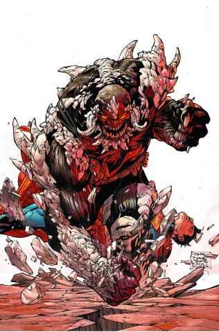 Batman / Superman #3.1: Doomsday