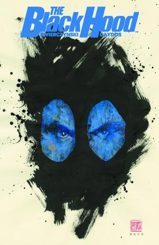The Black Hood #2 (Mack Cover)
