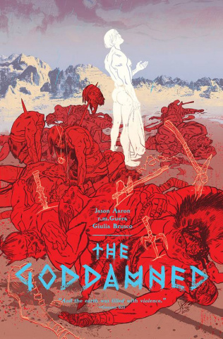 The Goddamned #2 (Latour Cover)