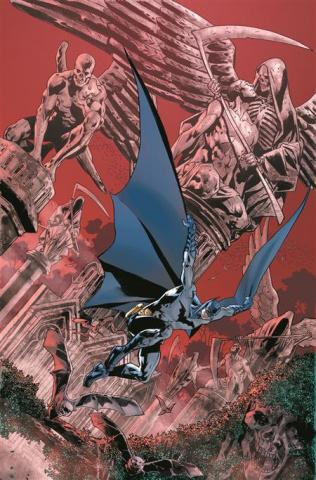 The Batman's Grave (Complete Collection)