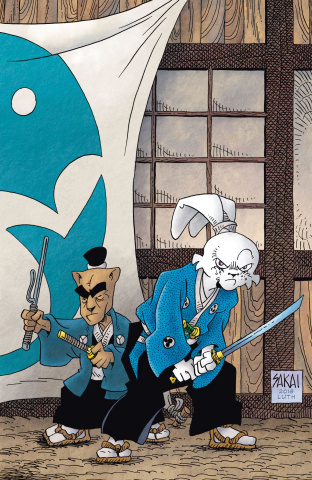Usagi Yojimbo #3: The Hidden