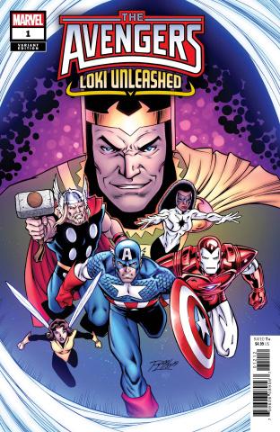Avengers: Loki Unleashed #1 (Lim Cover)