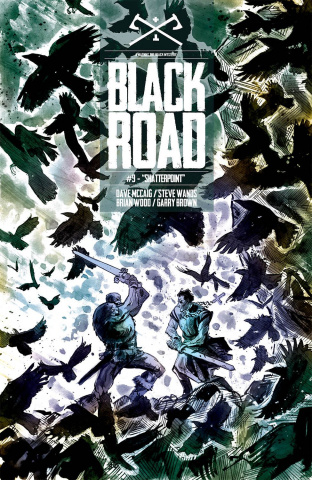 Black Road #9