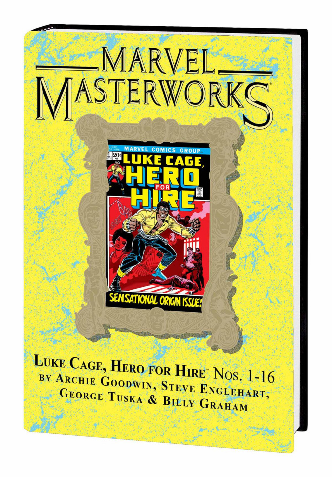 Luke Cage: Hero For Hire Vol. 1 (Marvel Masterworks)
