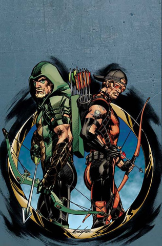 Green Arrow #19 (Variant Cover)