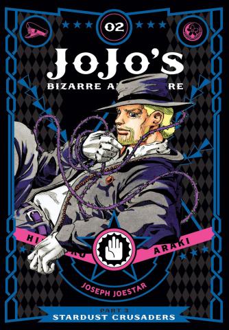 JoJo's Bizarre Adventures: Stardust Crusaders Vol. 2