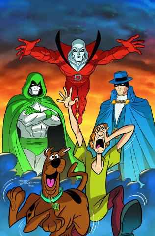 Scooby Doo Team-Up #13