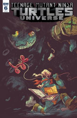 Teenage Mutant Ninja Turtles Universe #6 (10 Copy Cover)