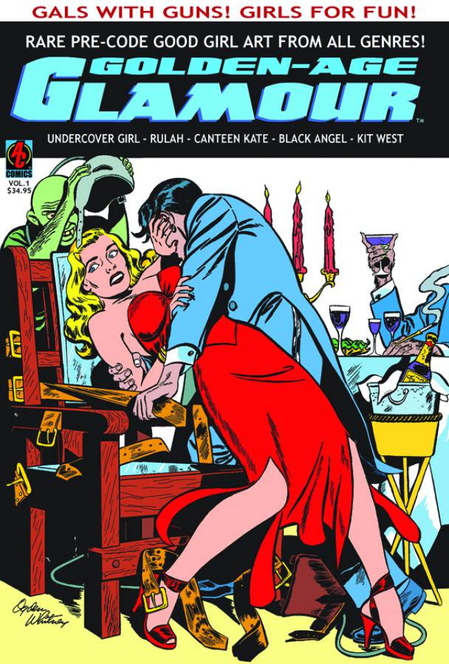 Golden-Age Glamour Vol. 1