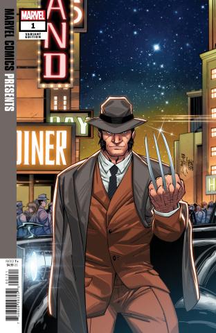 Marvel Comics Presents #1 (Lim Cover)