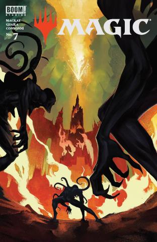 Magic: The Gathering #7 (Khalidah Cover)
