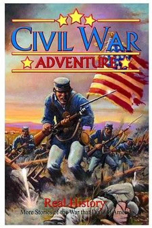 Civil War Adventure Vol. 4