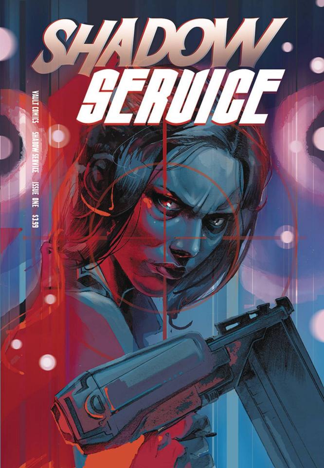 Shadow Service #1 (Daniel & Gooden Cover)